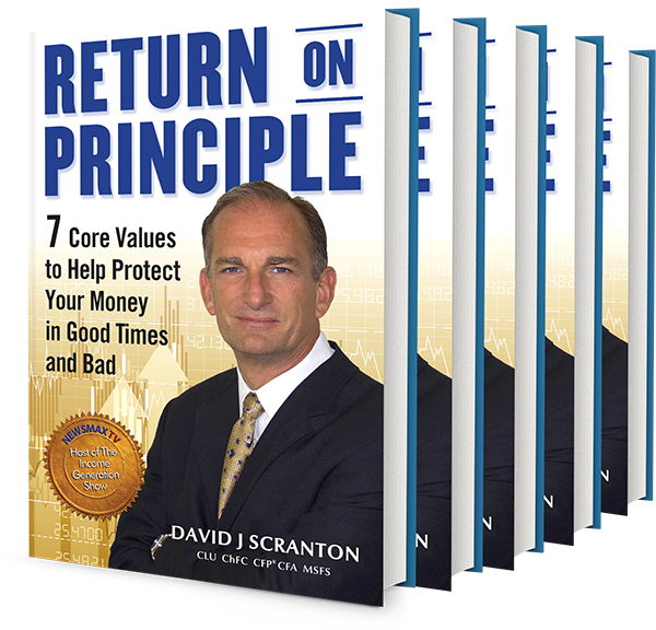 Return on Principle by David J. Scranton